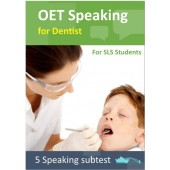 OET Speaking for Dentist - 5 Speaking Subtest for SLS Students