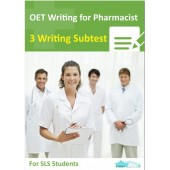 OET Writing for Pharmacist - 3 Writing Subtest for SLS Students
