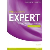 Pearson Test of English Academic B2 Expert Coursebook with MyEnglishLab