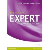 Pearson Test of English Academic B2 Expert Teacher's eText Disc for IWB