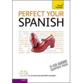 Perfect Your Spanish: Teach Yourself (Audio)