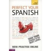 Perfect Your Spanish: Teach Yourself (Paperback)