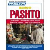 Pimsleur Basic Pashto (Simon & Schuster's Pimsleur) (CD-Audio)