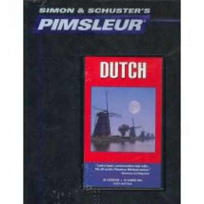 Pimsleur Dutch (Simon & Schuster's Pimsleur) (CD-Audio)