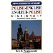 Polish-English / English-Polish Concise Dictionary With Complete Phonetics