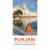 Punjabi-English / English-Punjabi Dictionary & Phrasebook
