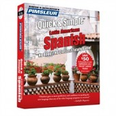 QUICK & SIMPLE LATIN AMERICAN SPANISH