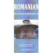 Romanian-English / English-Romanian Dictionary & Phrasebook