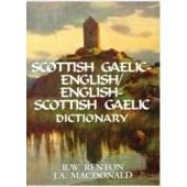 Scottish Gaelic-English / English-Scottish Gaelic Dictionary