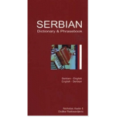 Serbian-English / English-Serbian Dictionary & Phrasebook