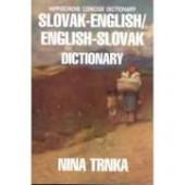 Slovak-English / English-Slovak Concise Dictionary