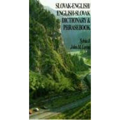 Slovak-English / English-Slovak Dictionary & Phrasebook