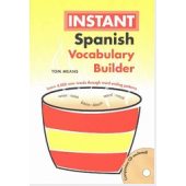 Spanish Instant Vocabulary Builder with CD