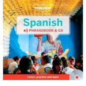 Spanish Phrasebook & Audio CD