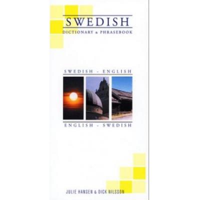 Swedish-English / English-Swedish Dictionary & Phrasebook