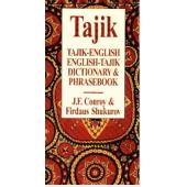 Tajik-English / English-Tajik Dictionary & Phrasebook