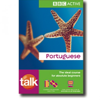 Talk Portuguese (Book and CD Pack)