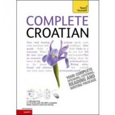 Teach Yourself Complete Croatian (Mixed media product Book And CD)