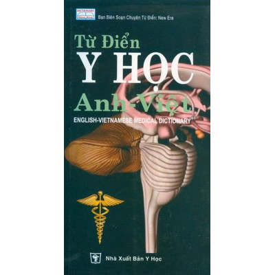 Tu Dien Y Hoc Anh Viet,English-Vietnamese Medical Dictionary