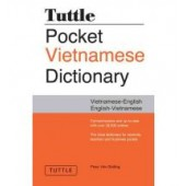 Tuttle Pocket Vietnamese Dictionary