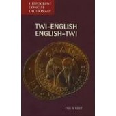 Twi-English / English-Twi Concise Dictionary
