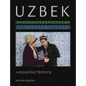Uzbek: An Elementary Textbook (With CD-ROM)