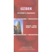 Uzbek-English / English-Uzbek Dictionary & Phrasebook