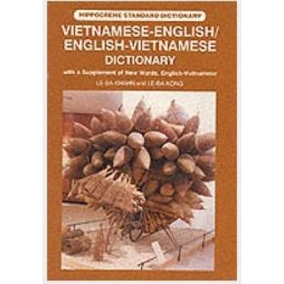Vietnamese-English / English-Vietnamese Standard Dictionary